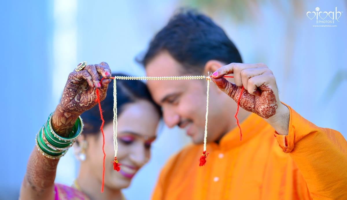 Thread of love by VIVAH PHOTOS Wedding-photography | Weddings Photos & Ideas
