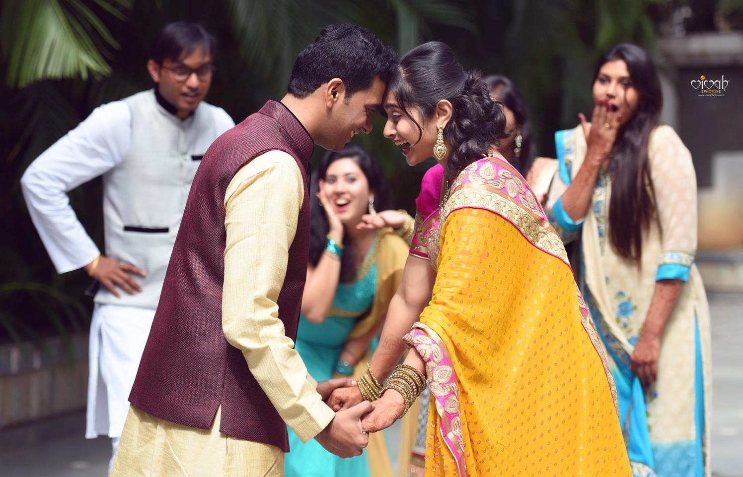 Cheerful frame by VIVAH PHOTOS Wedding-photography | Weddings Photos & Ideas