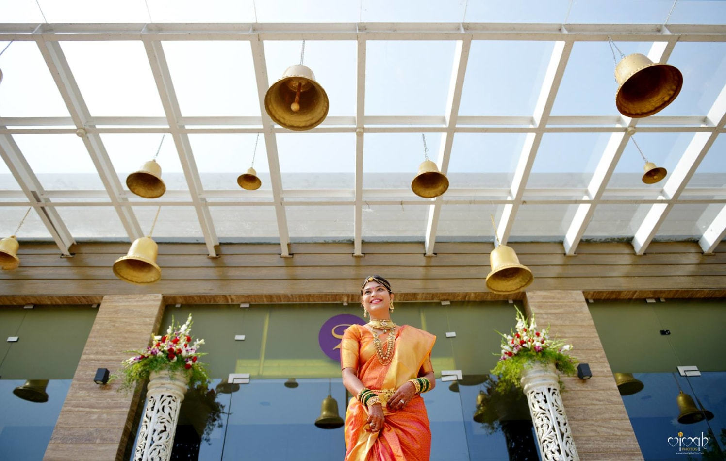 Wedding bells by VIVAH PHOTOS Wedding-photography | Weddings Photos & Ideas