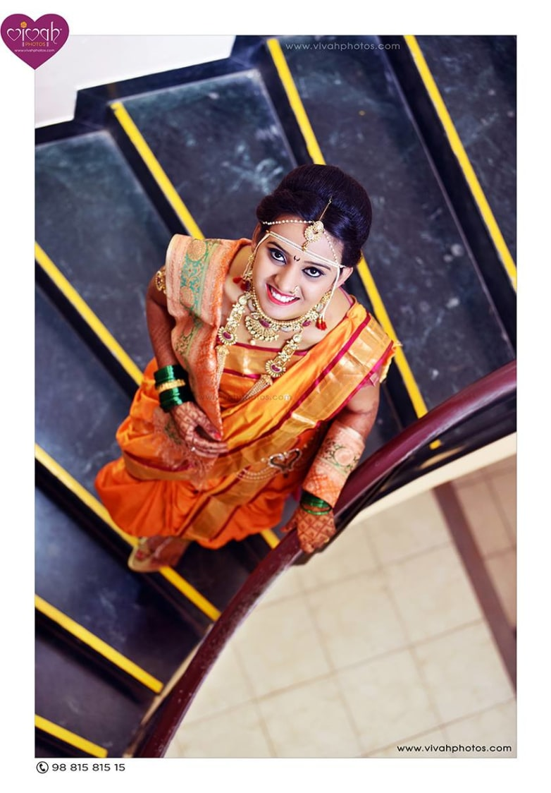 Stairs lead to love by VIVAH PHOTOS Wedding-photography | Weddings Photos & Ideas