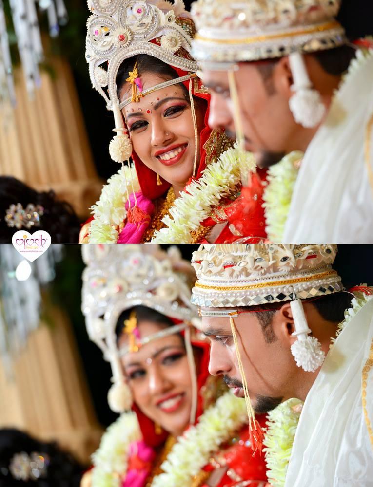 Cute couple by VIVAH PHOTOS Wedding-photography | Weddings Photos & Ideas