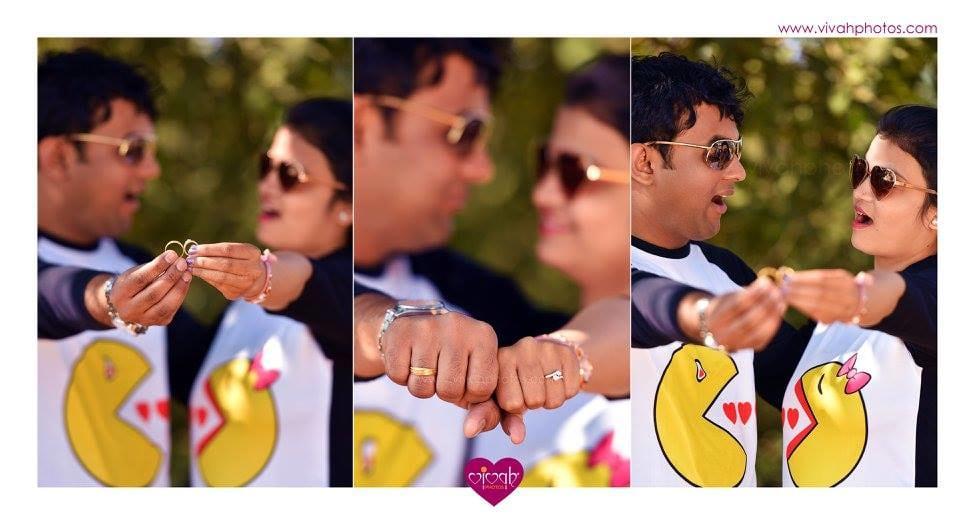 Rings by VIVAH PHOTOS Wedding-photography   Weddings Photos & Ideas