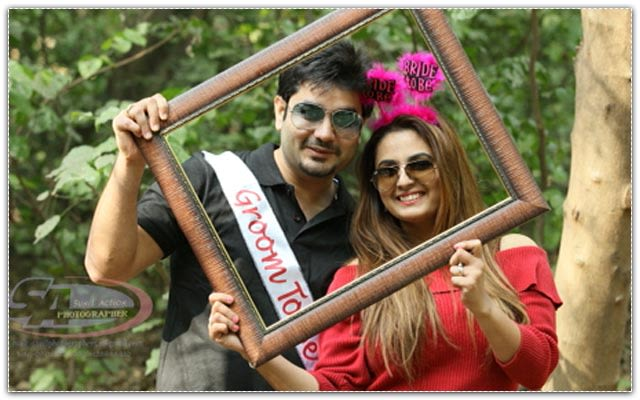 Pre-Wedding Shoot Prop Ideas by The Action Photography Wedding-photography | Weddings Photos & Ideas