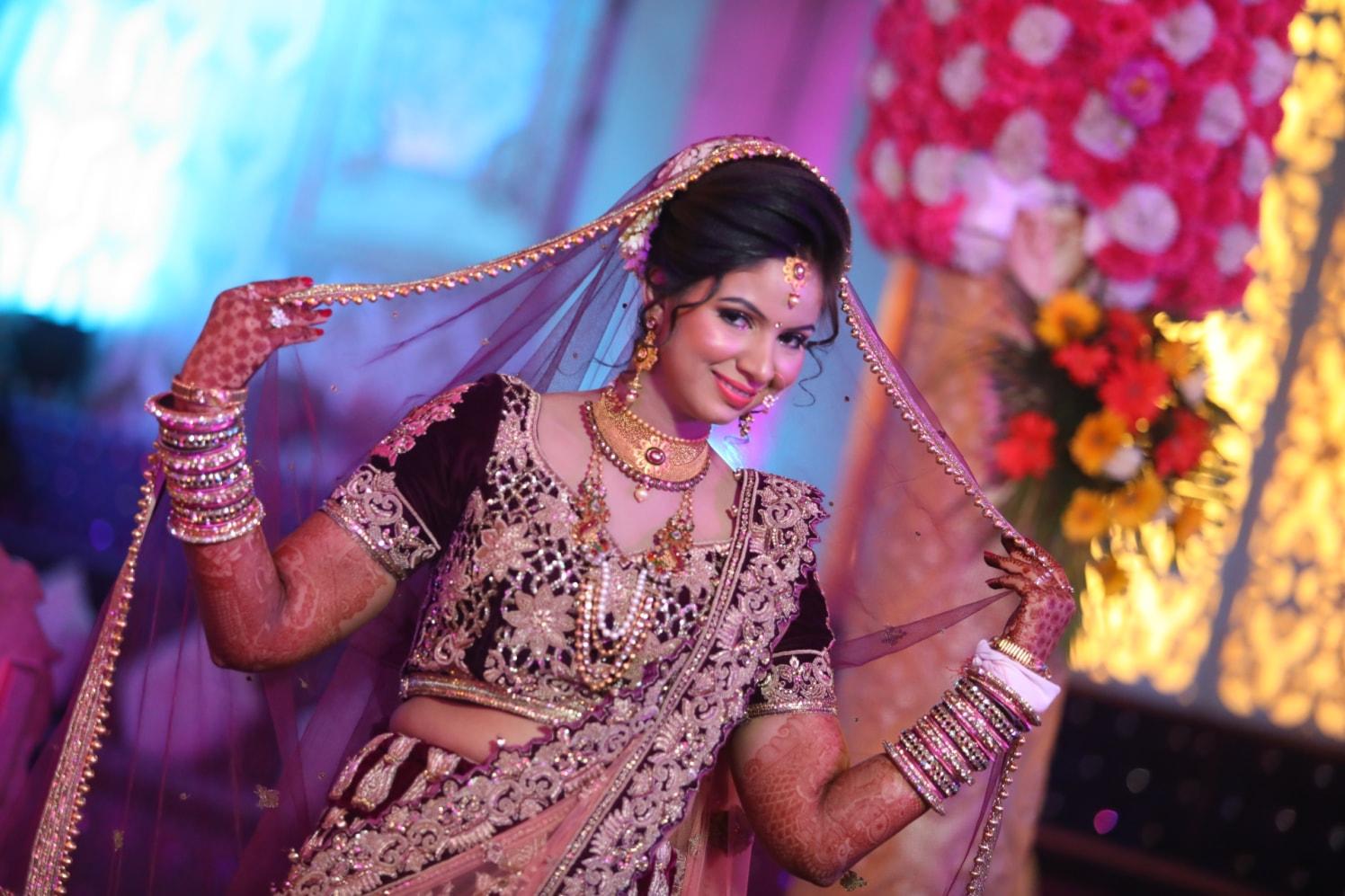 Bride Portrait Shot by The Action Photography Wedding-photography | Weddings Photos & Ideas