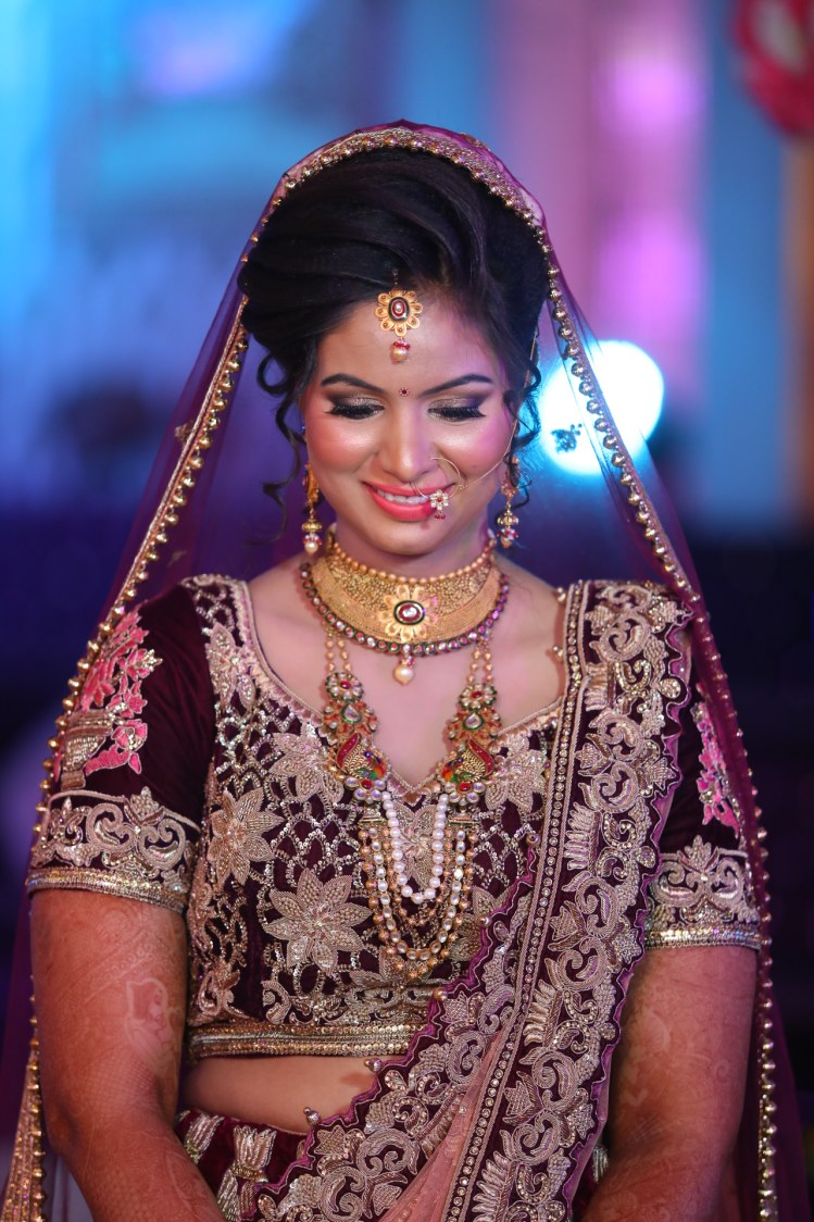 Bride Portrait Shot by The Action Photography Wedding-photography | Weddings Photos & Ideas
