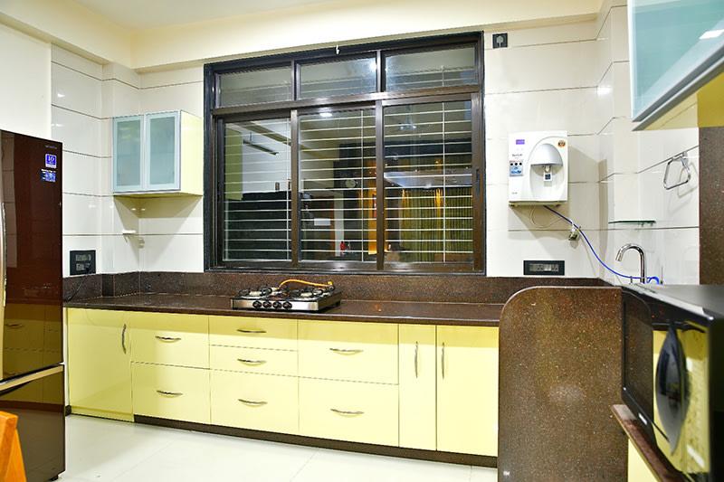The Modular Kitchen by Ignitus Architectural Studio Modular-kitchen Modern | Interior Design Photos & Ideas