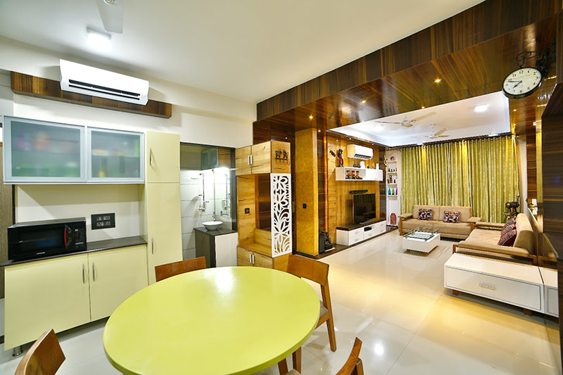 The Livingroom by Ignitus Architectural Studio Living-room Modern   Interior Design Photos & Ideas