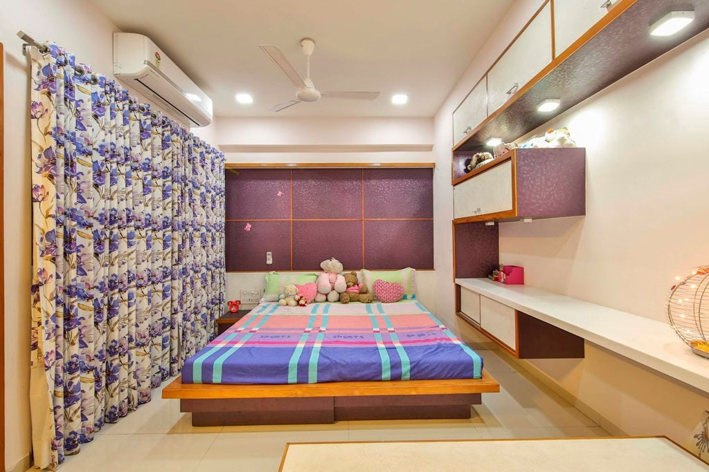 The Kid Bedroom by Ignitus Architectural Studio Bedroom Modern | Interior Design Photos & Ideas