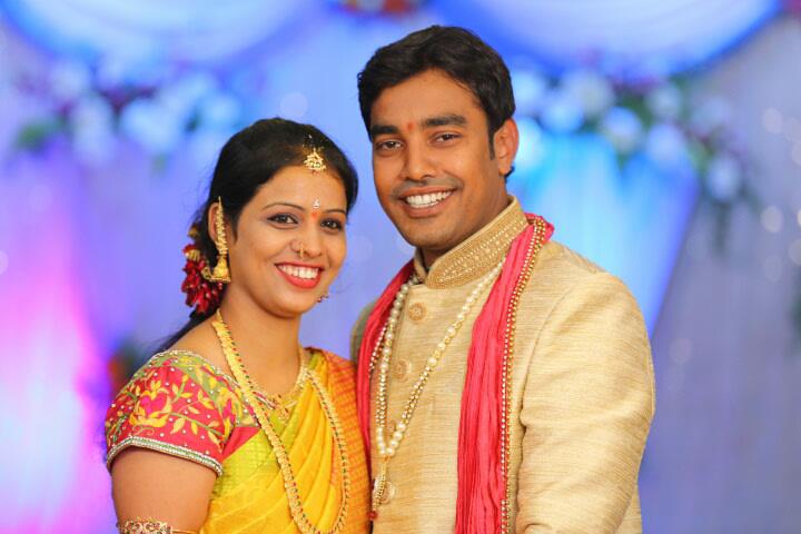 Couple Shot by M.Shyam kumar Wedding-photography | Weddings Photos & Ideas