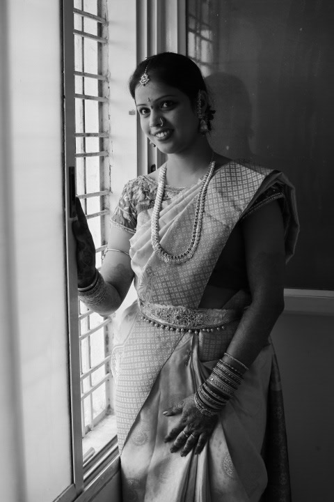 Black and White Shot by M.Shyam kumar Wedding-photography | Weddings Photos & Ideas