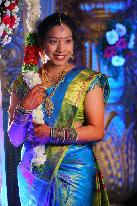 Bridal Shot by M.Shyam kumar Wedding-photography   Weddings Photos & Ideas