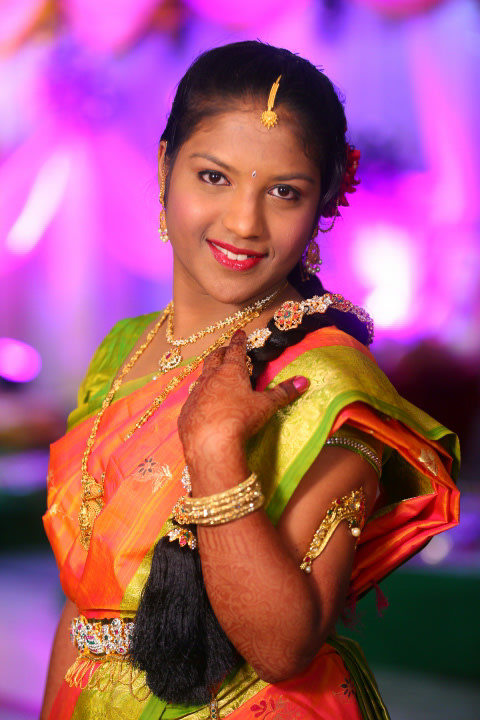 Bridal Shot by M.Shyam kumar Wedding-photography | Weddings Photos & Ideas