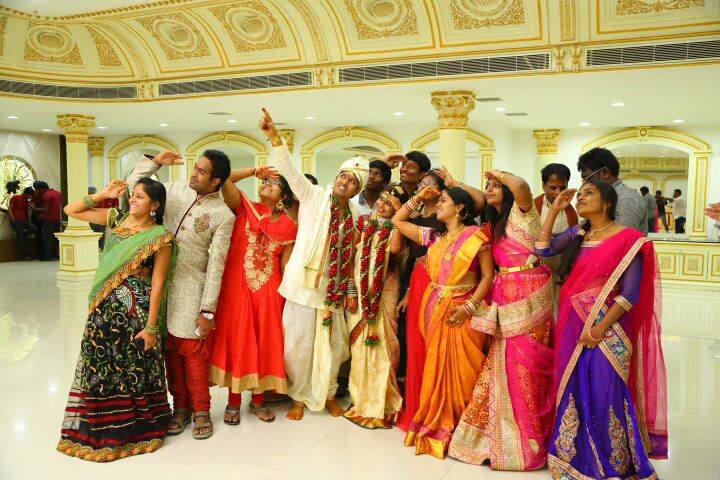 Family Shot by M.Shyam kumar Wedding-photography | Weddings Photos & Ideas