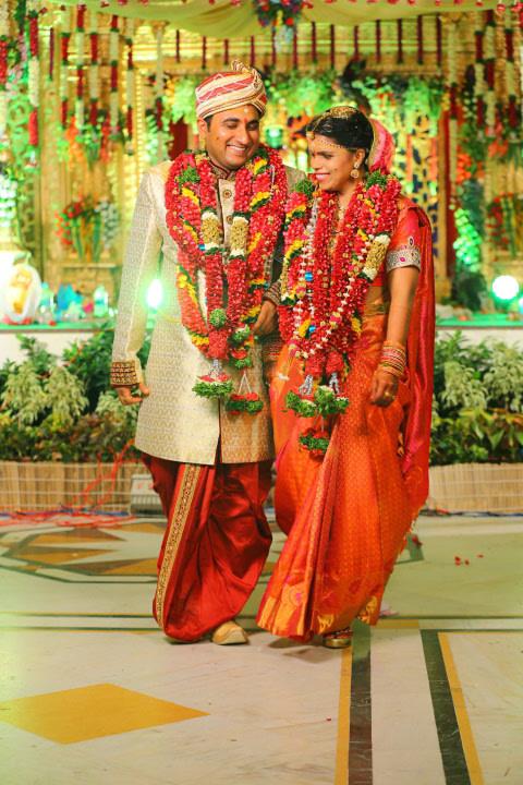 Couple Portrait by M.Shyam kumar Wedding-photography | Weddings Photos & Ideas