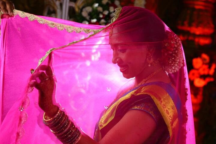 Bridal Shot by M.Shyam kumar Wedding-photography | Weddings Photos & Ideas