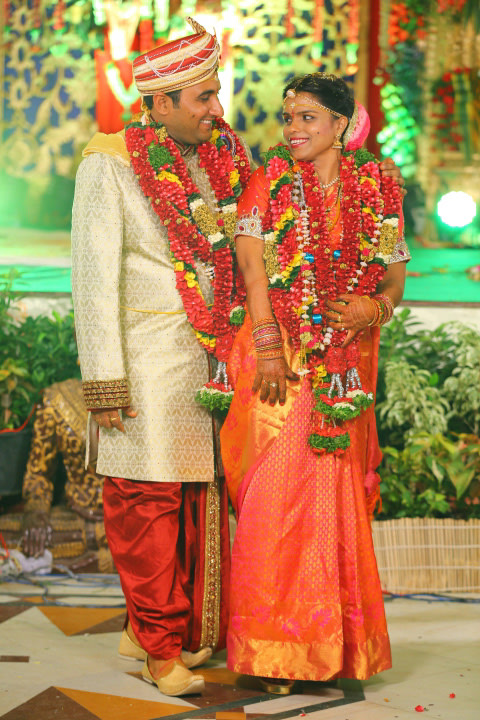Couple  Portrait by M.Shyam kumar Wedding-photography | Weddings Photos & Ideas