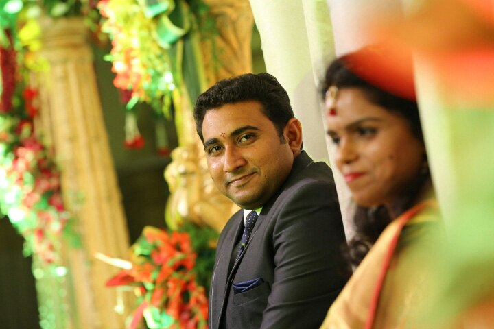 Wedded Couple by M.Shyam kumar Wedding-photography | Weddings Photos & Ideas
