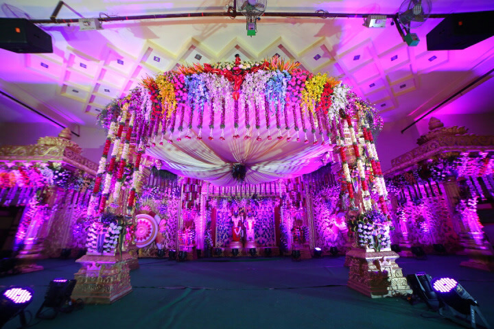 Wedding Venue by M.Shyam kumar Wedding-decor | Weddings Photos & Ideas