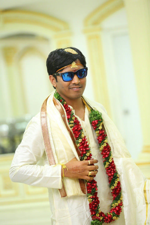 Groom Shot by M.Shyam kumar Wedding-photography | Weddings Photos & Ideas