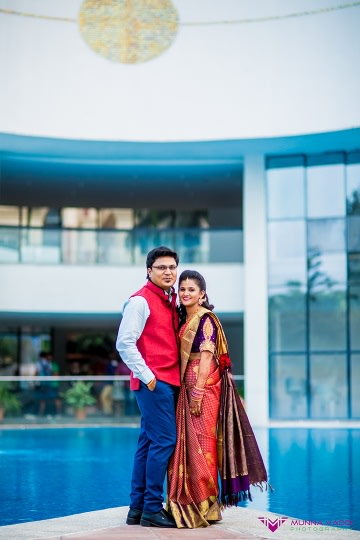 Couple goals! by Munna Vaddi Photography Wedding-photography | Weddings Photos & Ideas