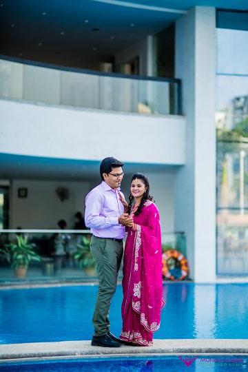 Enchanting couple! by Munna Vaddi Photography Wedding-photography | Weddings Photos & Ideas