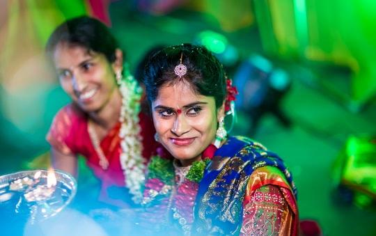 Blue hues! by Munna Vaddi Photography Wedding-photography | Weddings Photos & Ideas