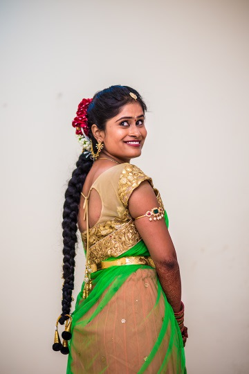 Bridal glimpse! by Munna Vaddi Photography Wedding-photography   Weddings Photos & Ideas