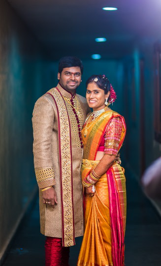 Bridal and groom outfits! by Munna Vaddi Photography Wedding-photography | Weddings Photos & Ideas