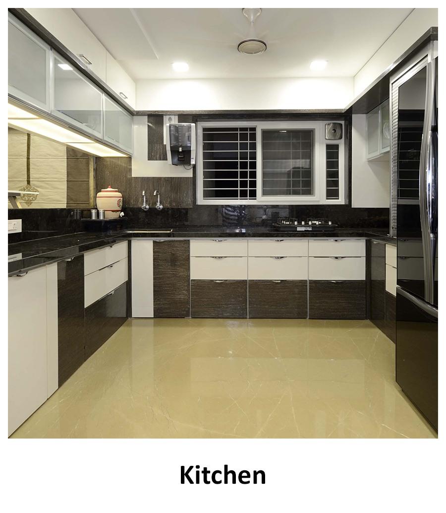 Modular Kitchen! by Nibjiya Studio's  Modular-kitchen | Interior Design Photos & Ideas