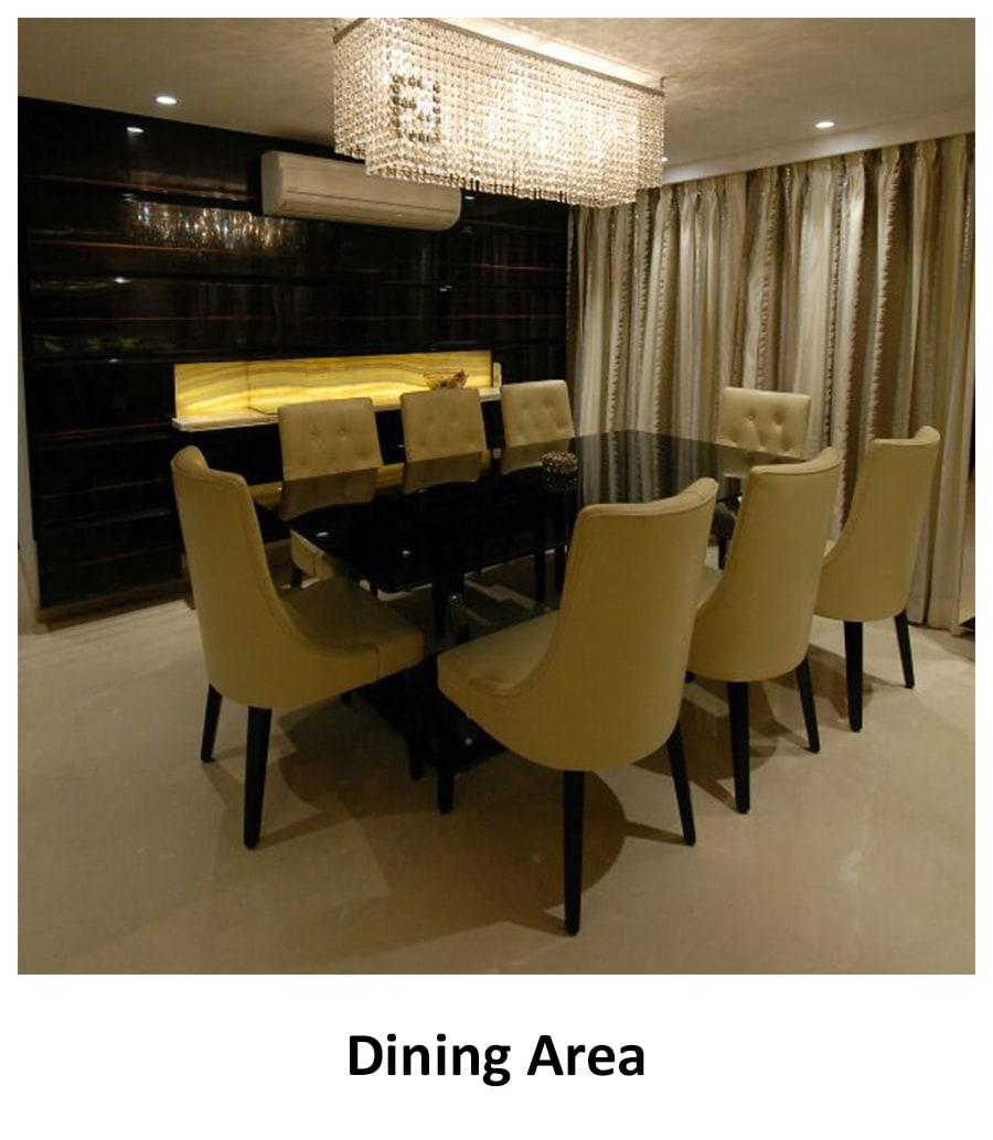 Dining Area! by Nibjiya Studio's  Dining-room | Interior Design Photos & Ideas