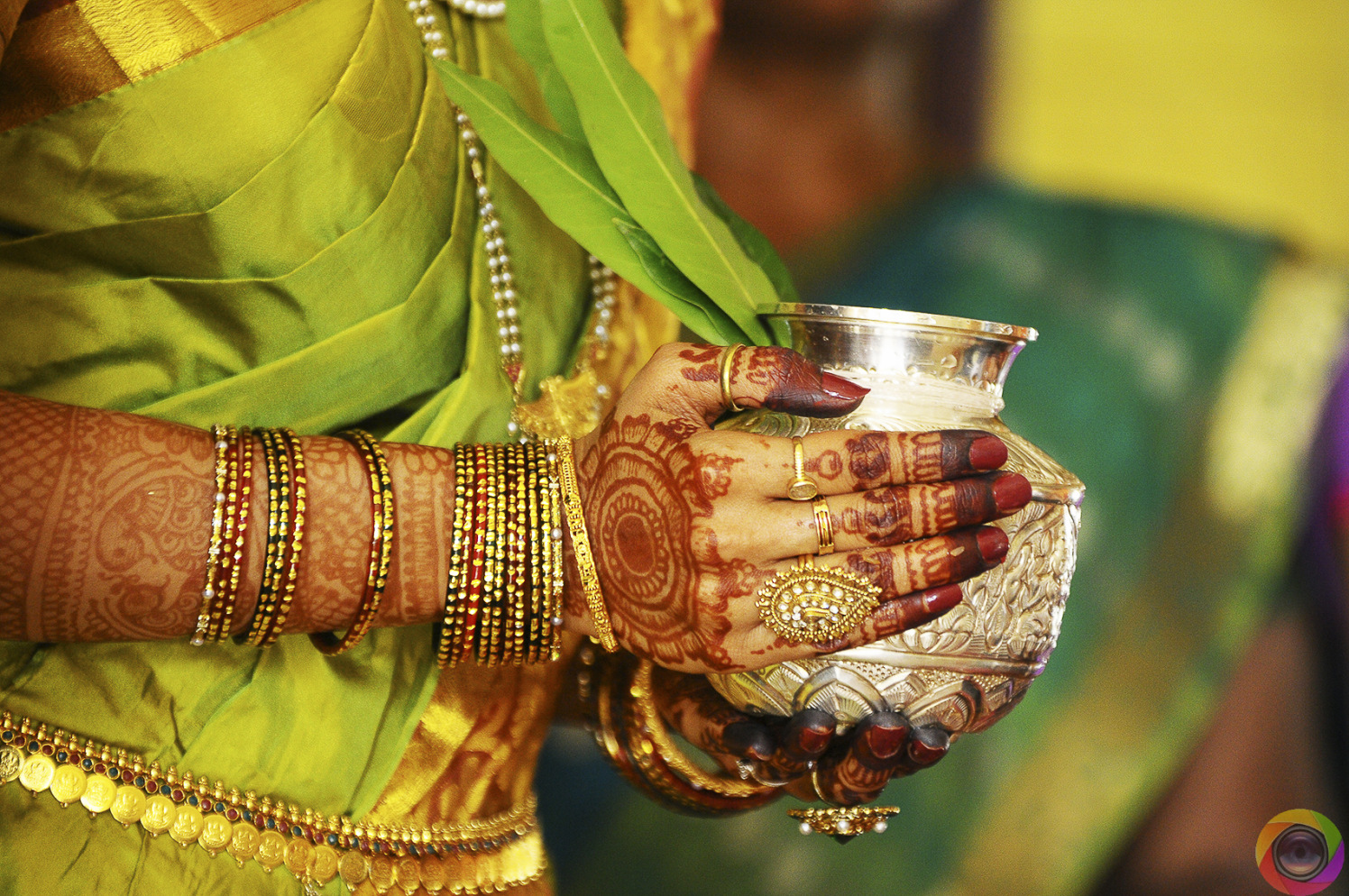 Blanched! by Chayachitra Photography Wedding-photography | Weddings Photos & Ideas