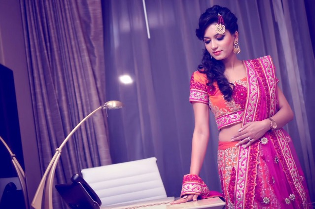 Gorgeous bride! by Kamal Malhotra Studio Wedding-photography | Weddings Photos & Ideas