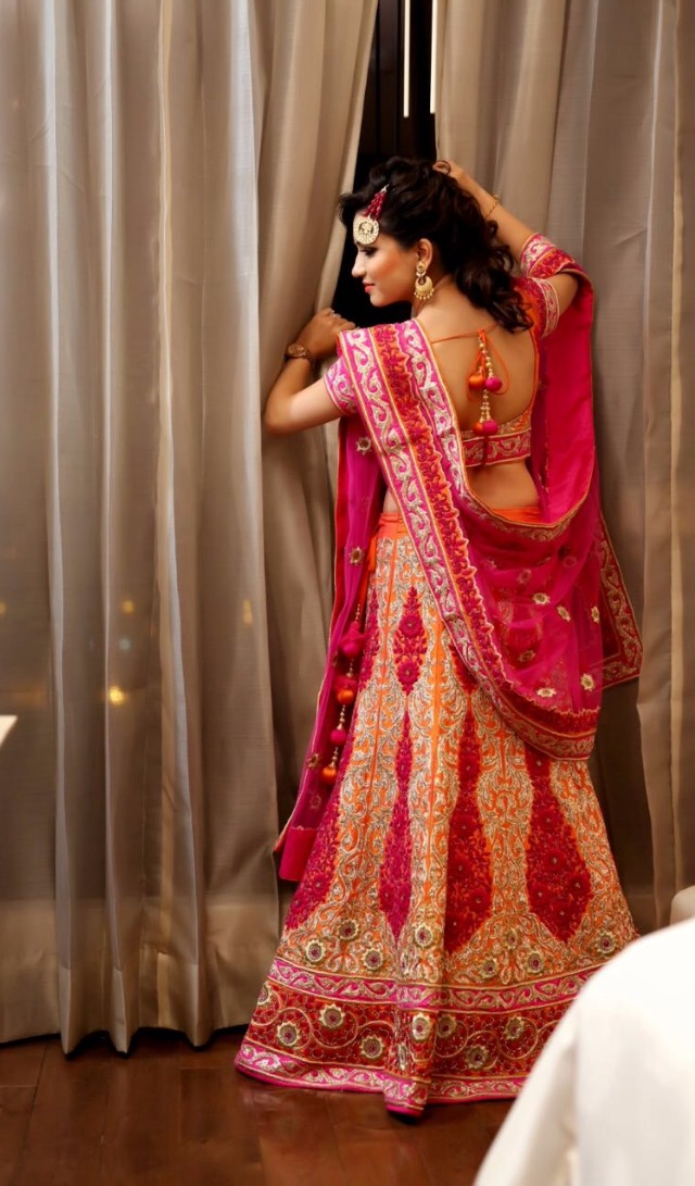 Back pose! by Kamal Malhotra Studio Wedding-photography | Weddings Photos & Ideas