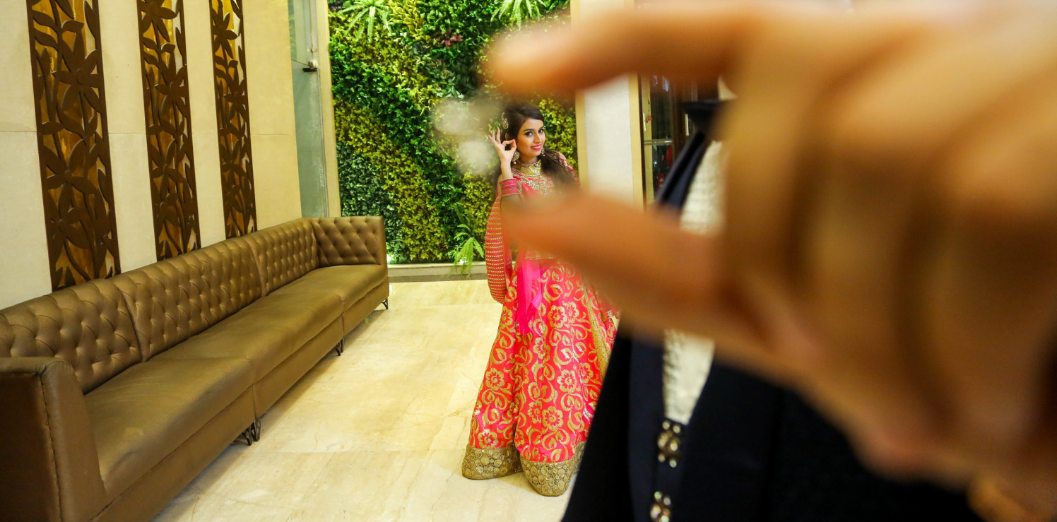 The quirky bride! by Kamal Malhotra Studio Wedding-photography | Weddings Photos & Ideas