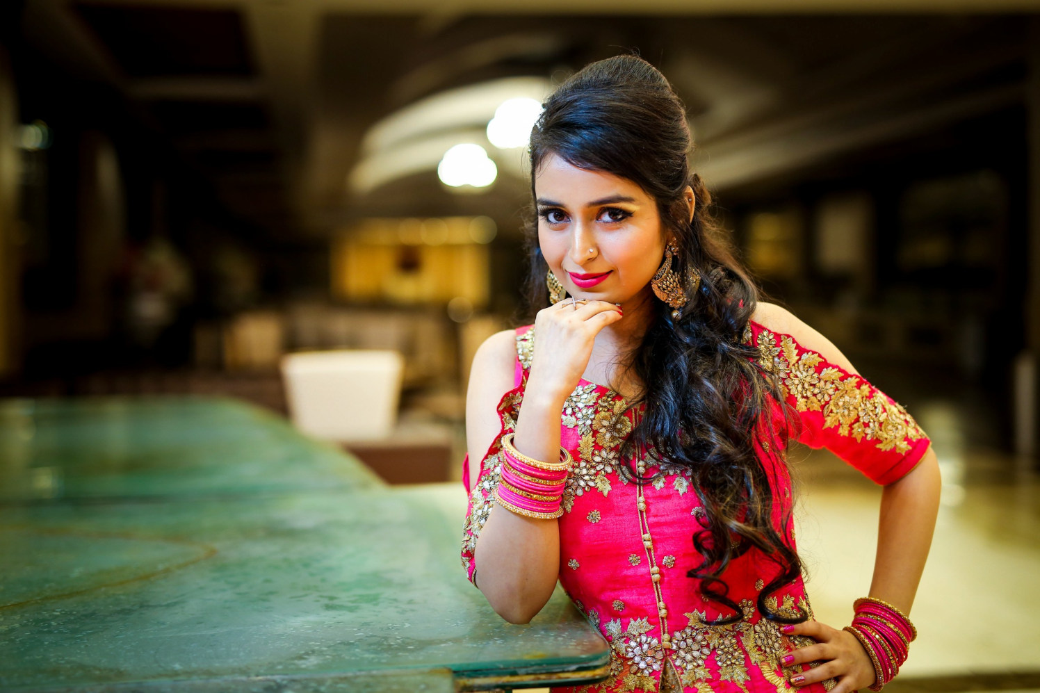Bold bride! by Kamal Malhotra Studio Wedding-photography | Weddings Photos & Ideas