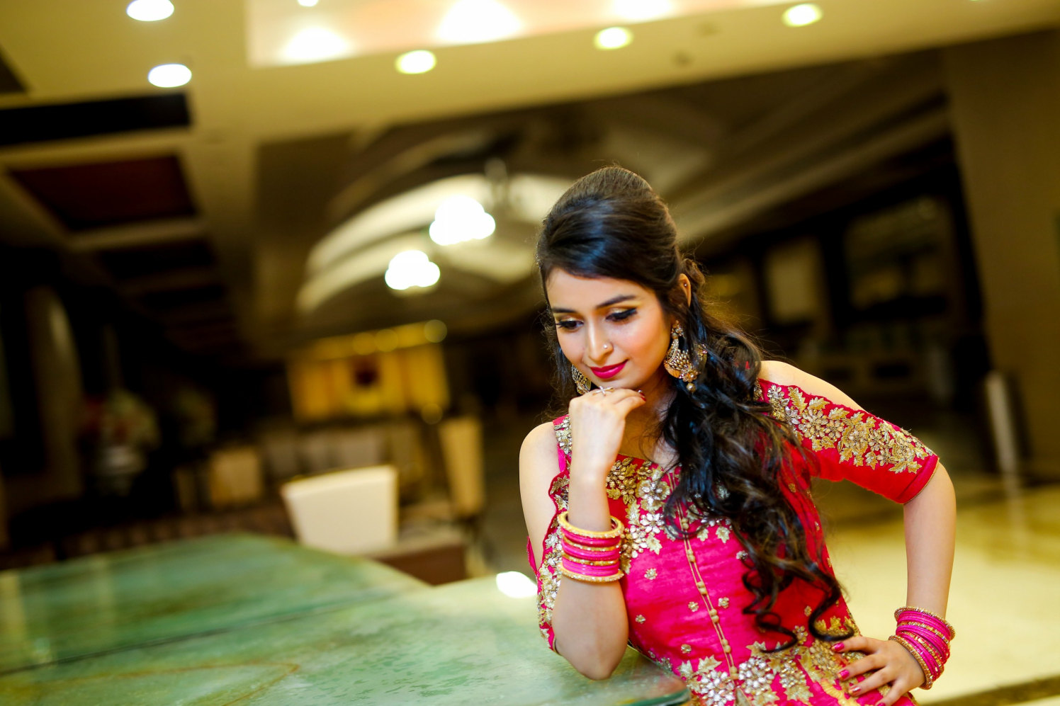 Pink blush! by Kamal Malhotra Studio Wedding-photography | Weddings Photos & Ideas