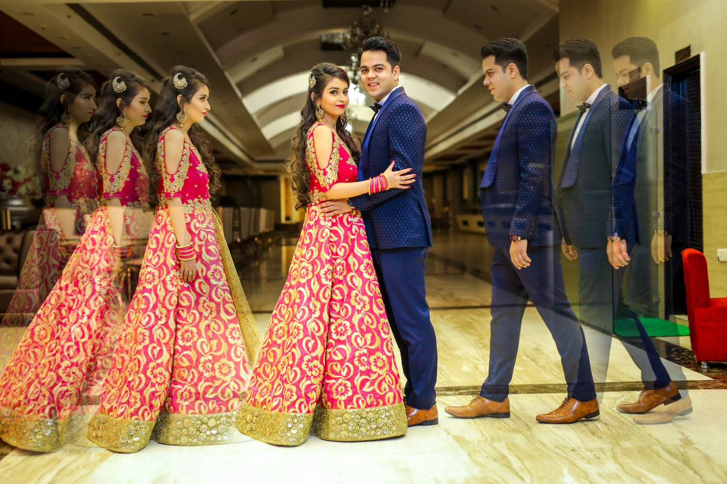 Reflections! by Kamal Malhotra Studio Wedding-photography | Weddings Photos & Ideas