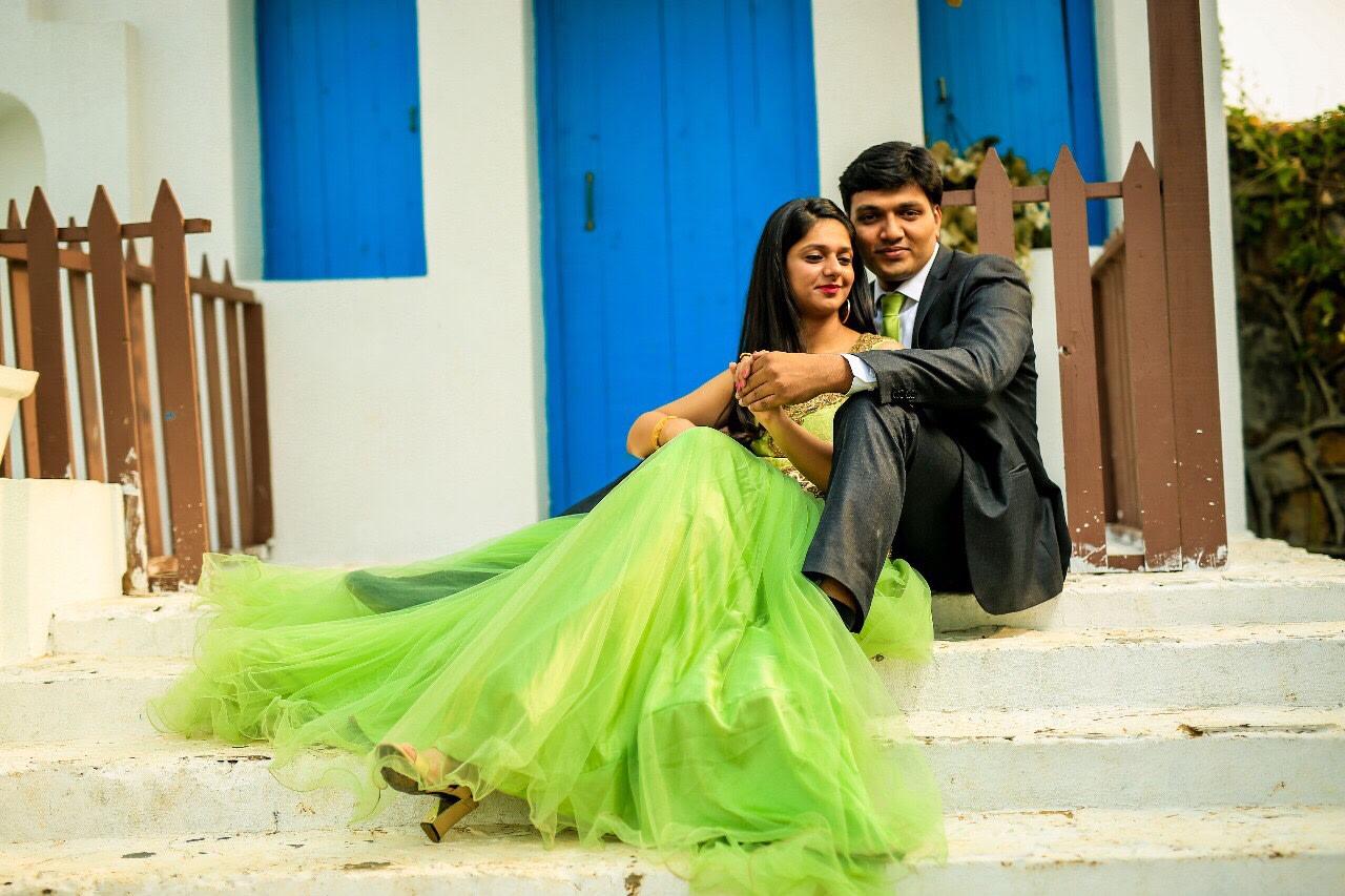 Green hues! by Kamal Malhotra Studio Wedding-photography | Weddings Photos & Ideas