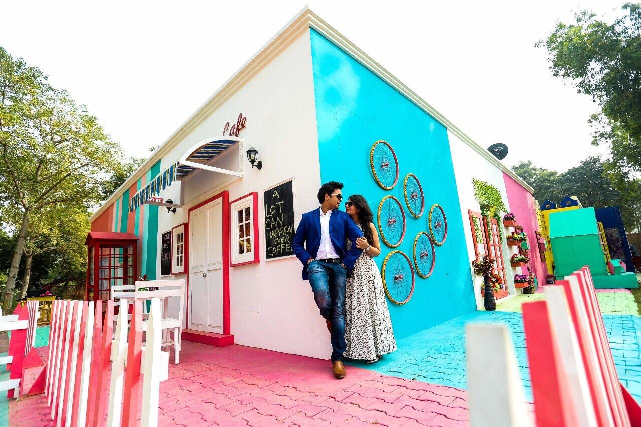 Goggle look! by Kamal Malhotra Studio Wedding-photography | Weddings Photos & Ideas