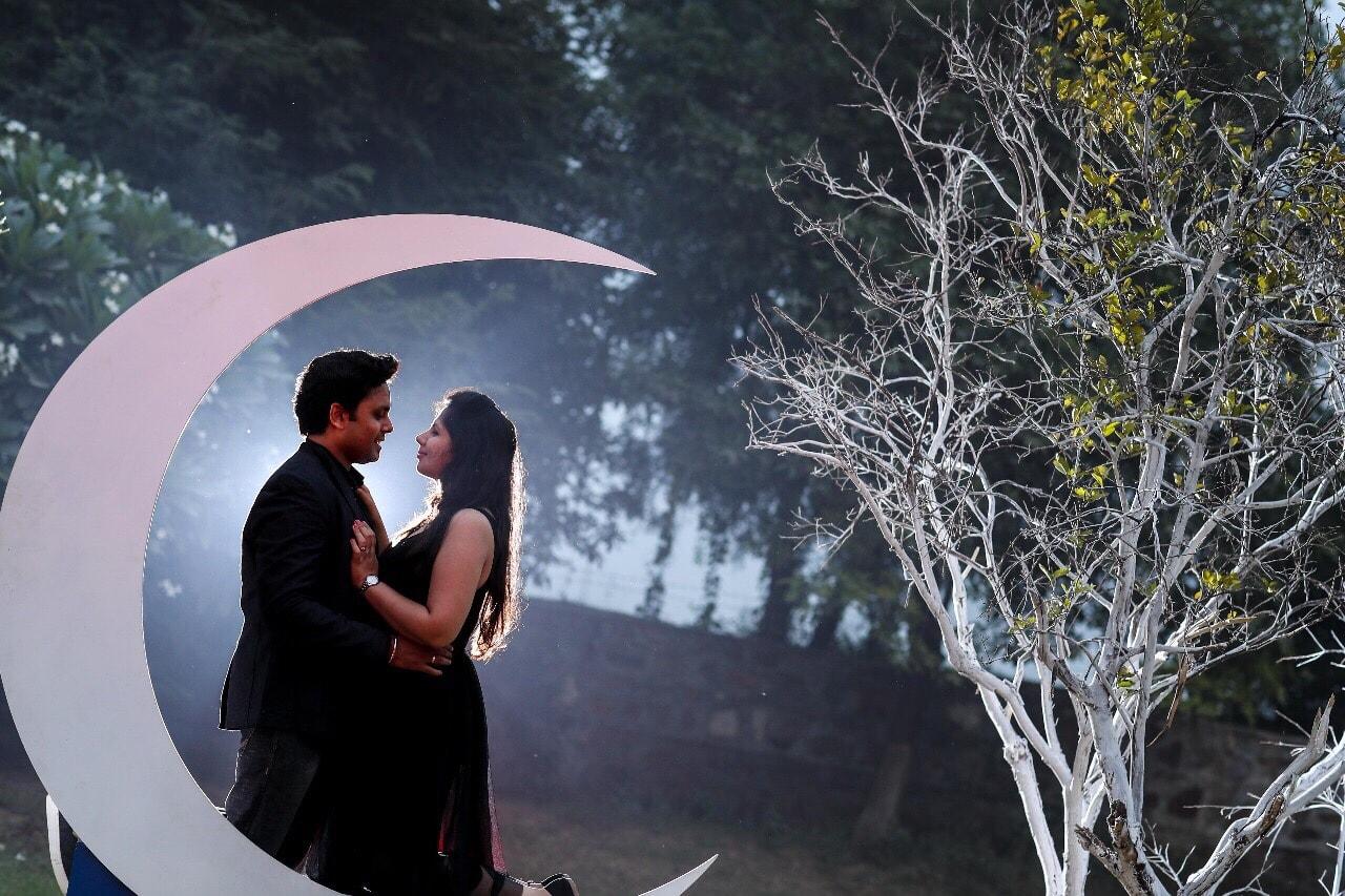 Moon love! by Kamal Malhotra Studio Wedding-photography | Weddings Photos & Ideas