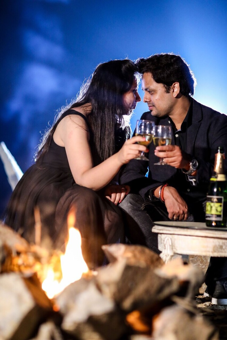 Romance begins! by Kamal Malhotra Studio Wedding-photography | Weddings Photos & Ideas