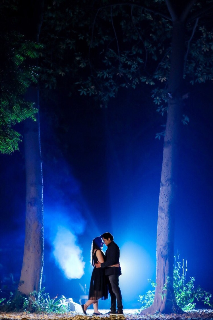Blue hues! by Kamal Malhotra Studio Wedding-photography | Weddings Photos & Ideas