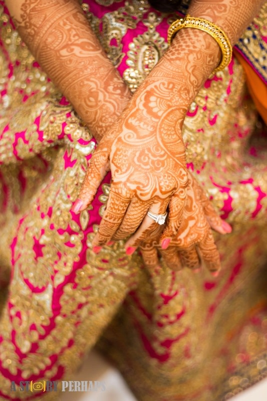a glance at this beautiful mehendi by A Story Perhaps  Wedding-photography | Weddings Photos & Ideas
