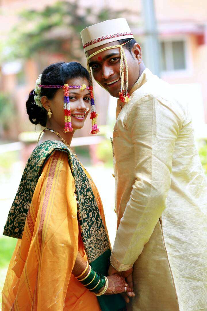 A glimpse of the happy couple by Proffesional Photographer Wedding-photography | Weddings Photos & Ideas