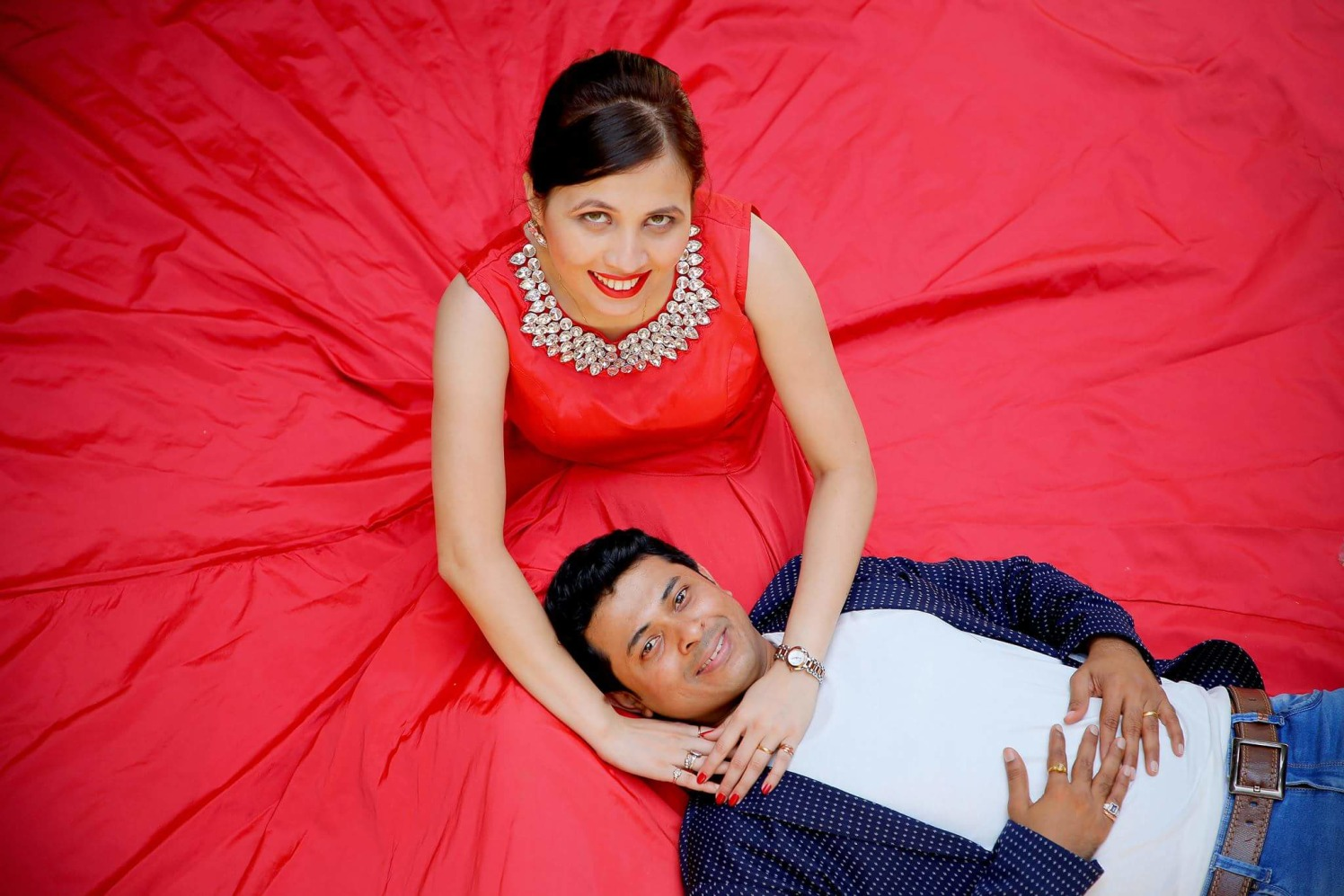 Groom relaxing in the lap of his love by Proffesional Photographer Wedding-photography | Weddings Photos & Ideas
