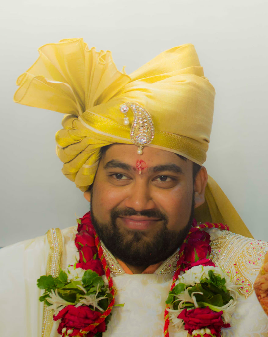 A happy groom posing for the camera by Rahul Vadhs Photography Wedding-photography | Weddings Photos & Ideas