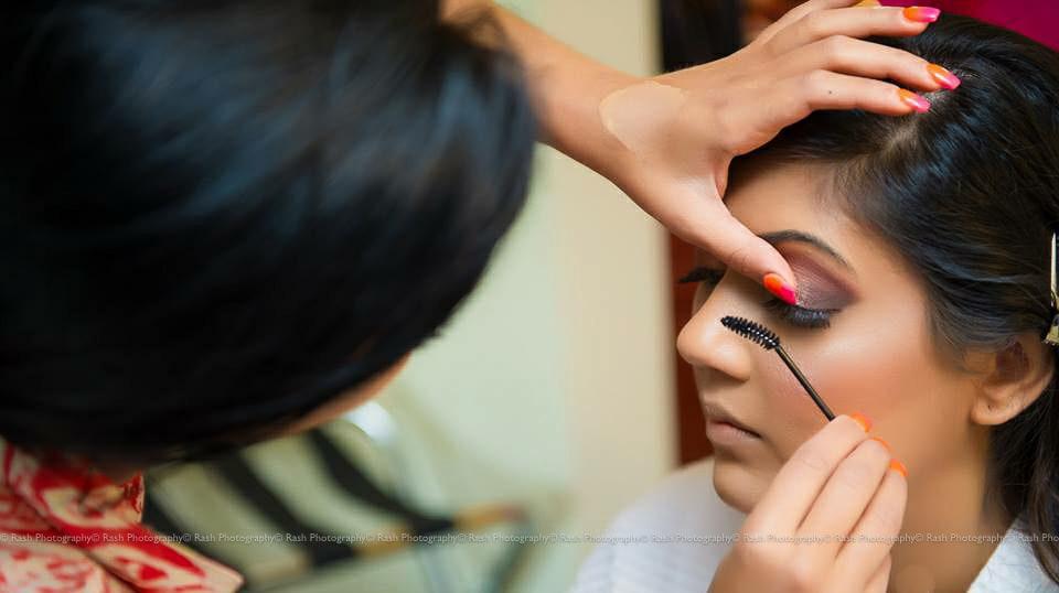 Getting ready shot! by Rash Photography Wedding-photography | Weddings Photos & Ideas