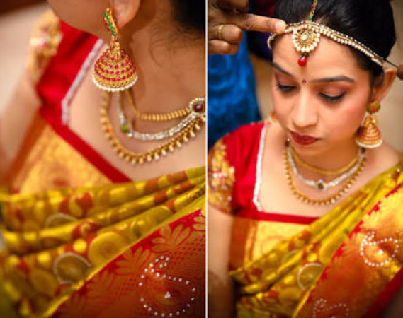 Gold  glimpse! by Rash Photography Wedding-photography | Weddings Photos & Ideas
