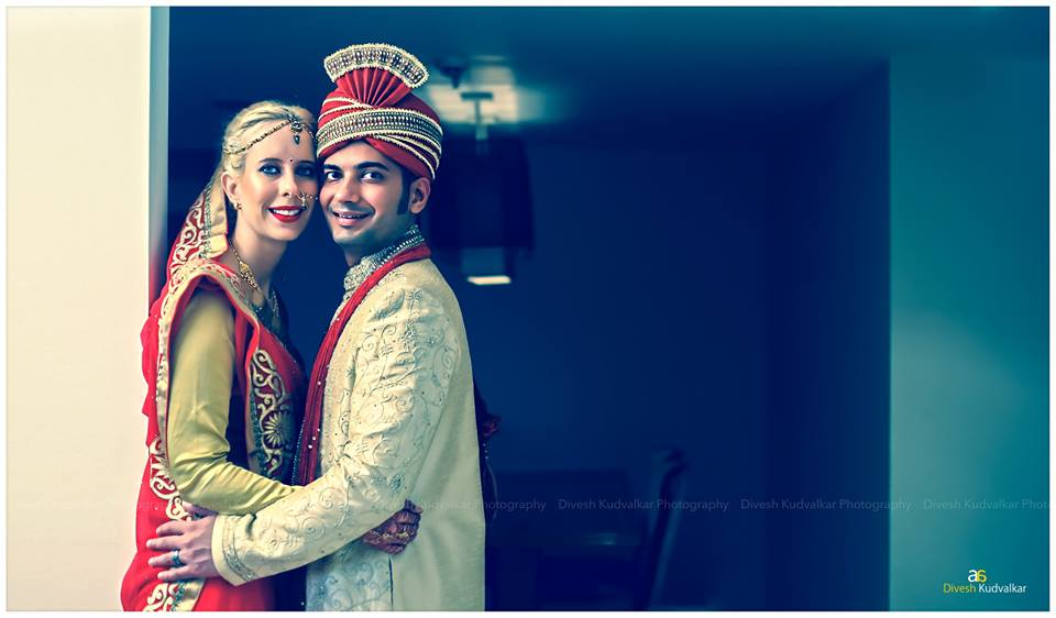 Lovely couple is all smiles by Arya Arts Wedding-photography | Weddings Photos & Ideas