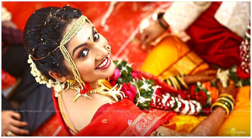 Radiant bride happy to get married by Arya Arts Wedding-photography | Weddings Photos & Ideas